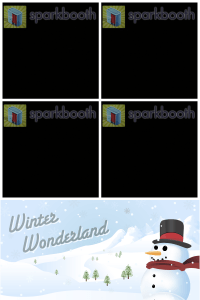 Winter Holiday Template 1