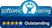 Softonic Outstanding Rating