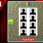 Select Photo Layout Screen