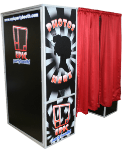 Epic Party Booth's Photo Booth